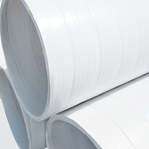 大口径PVC缠绕管排水中的优点
