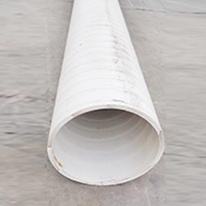 PVC缠绕管