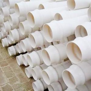 PVC缠绕管价格